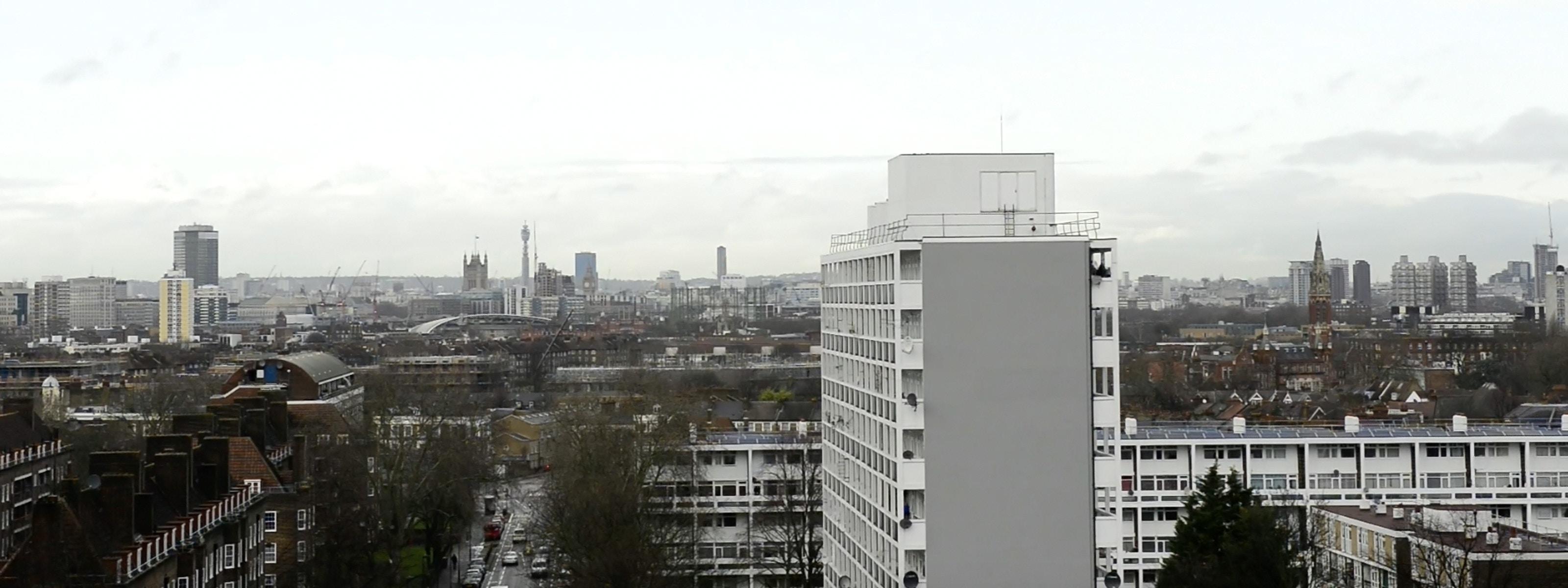 Films of London hero image