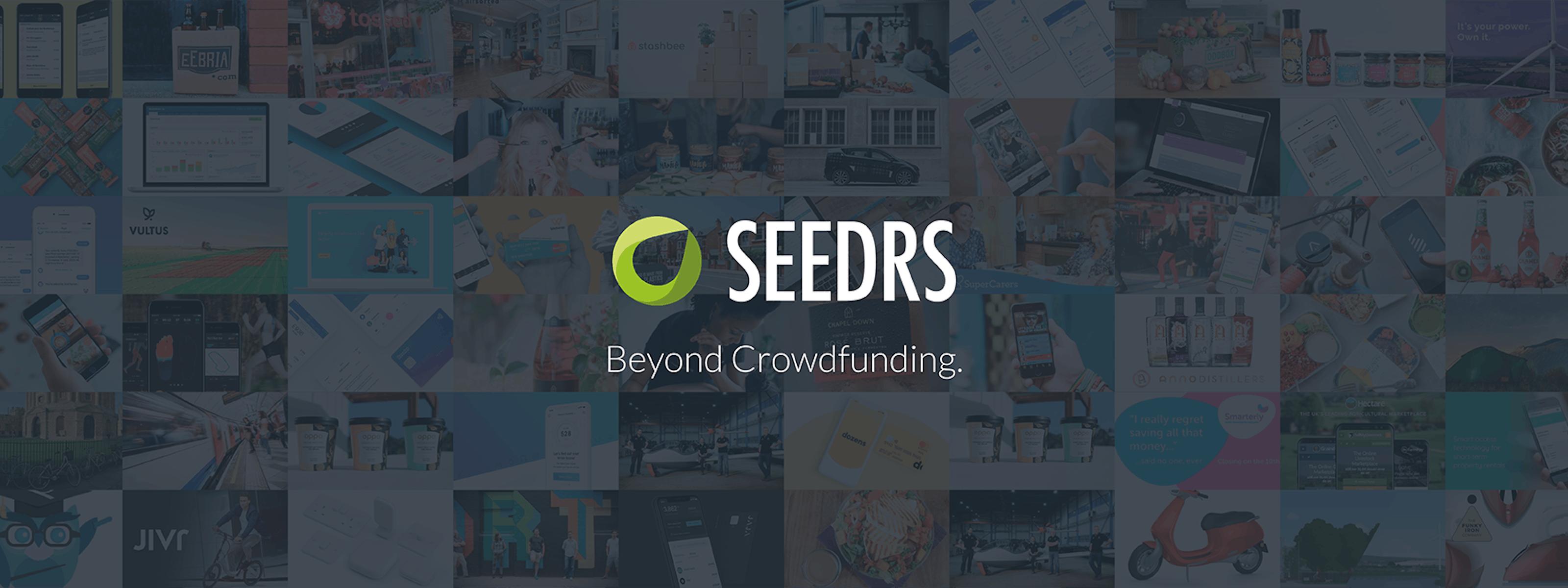 Seedrs hero image