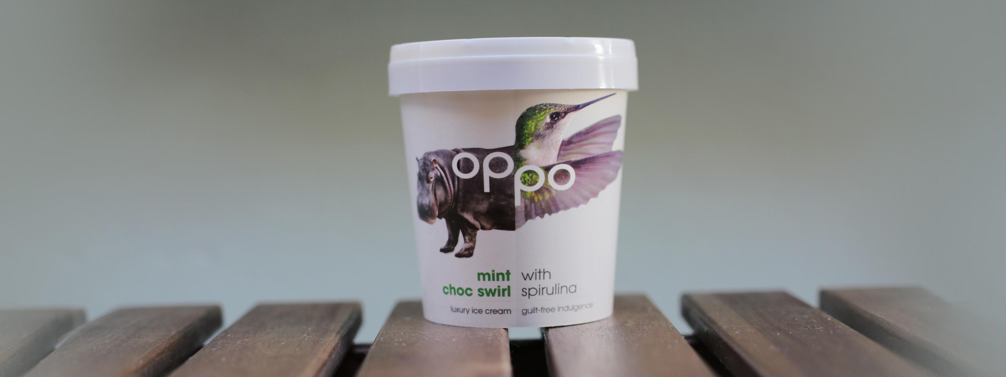 Oppo Ice Cream hero image