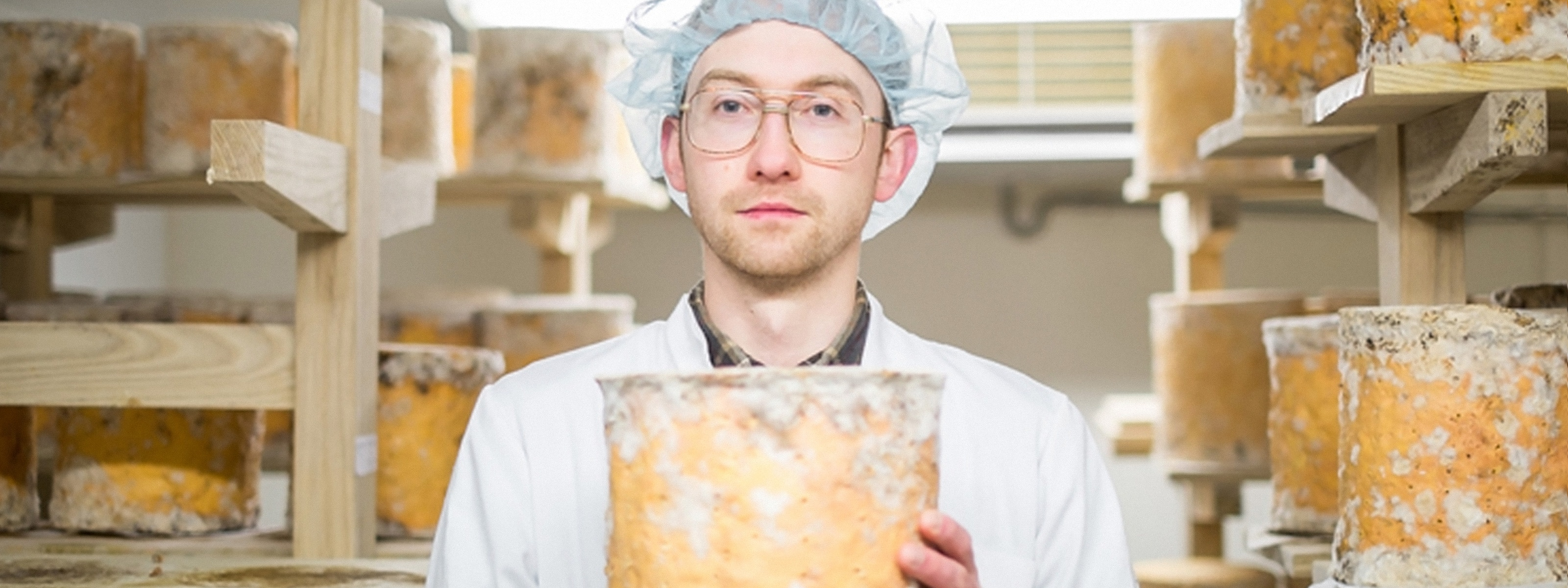 Mike's Fancy Cheese hero image