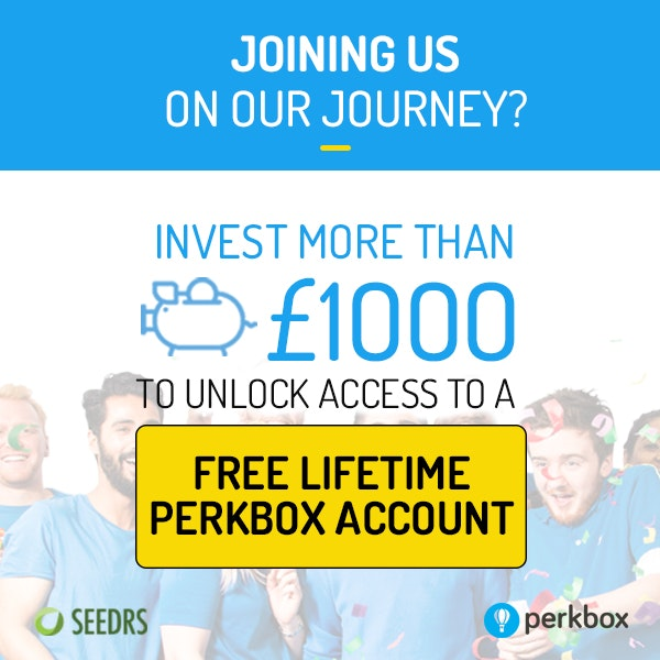 1 000 free perkbox account