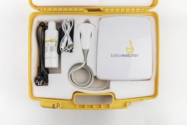 Afbeelding koffer babywatcher