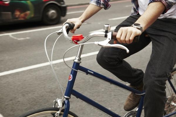 10 riding bike