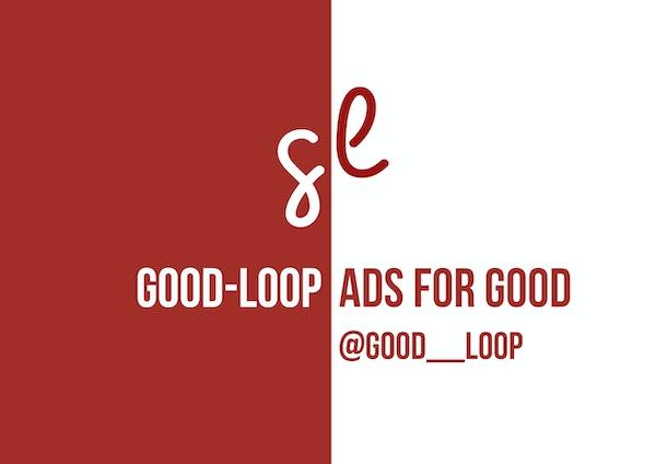 Good loop poster simple
