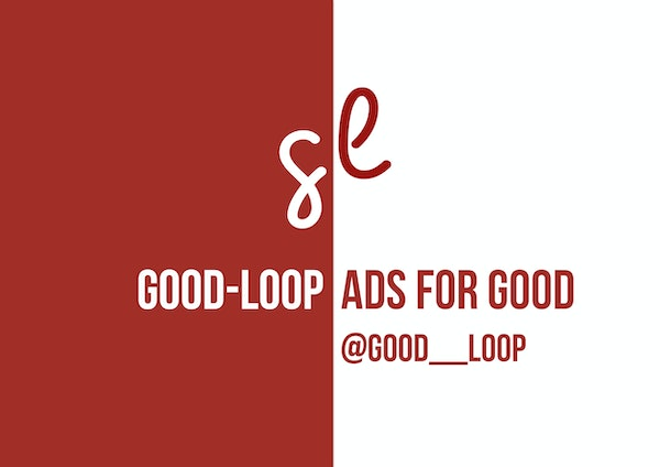 Good loop poster simple