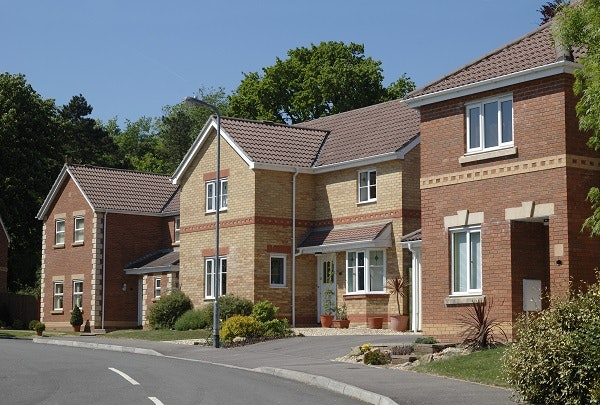 British housing stock large