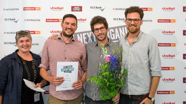Fairafric next organic startup award