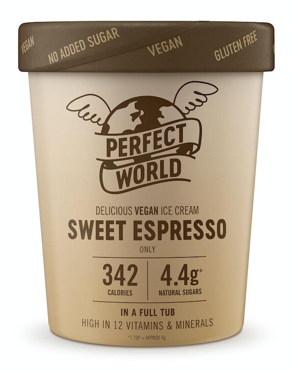 Sweet espresso mockup