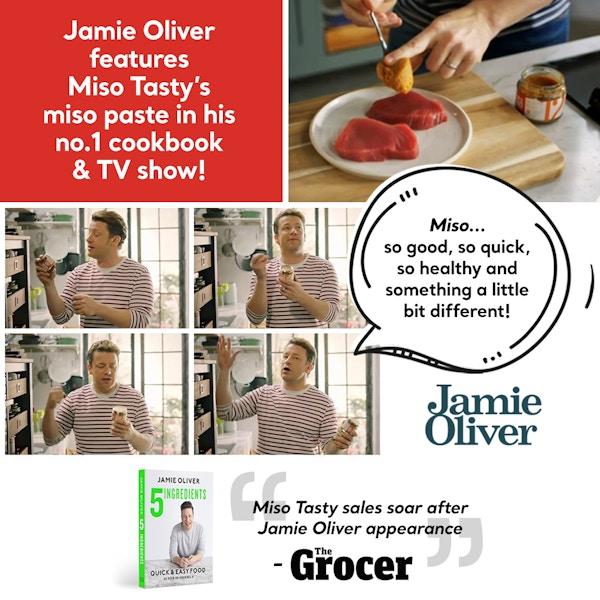 Jamie oliver spread