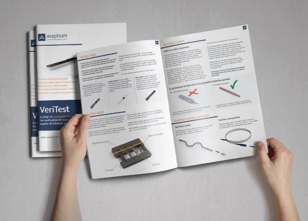 Aseptium   veritest brochure