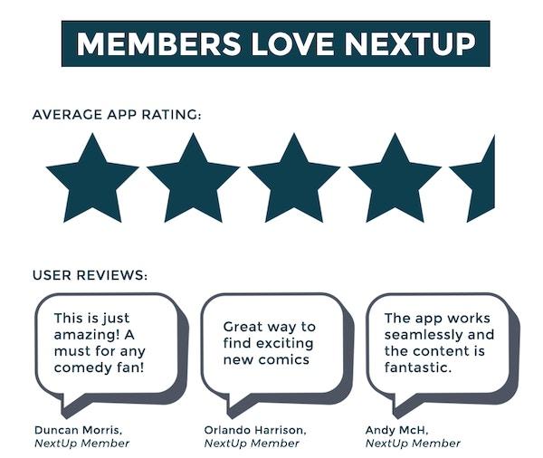 Members love nextuo