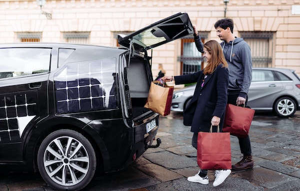 Sonomotors sion exterior trunk open