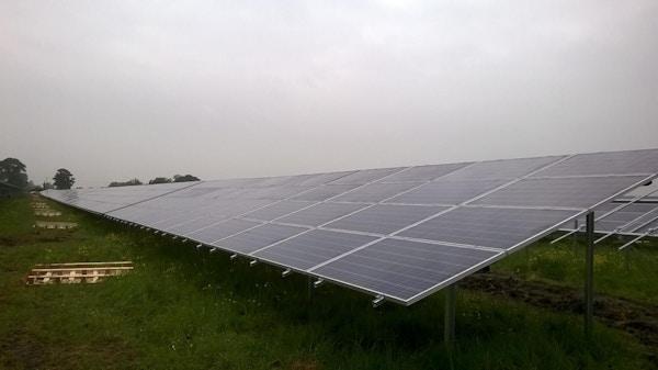 Swindon solar