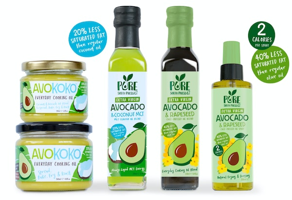 Avocado oil blends 2019