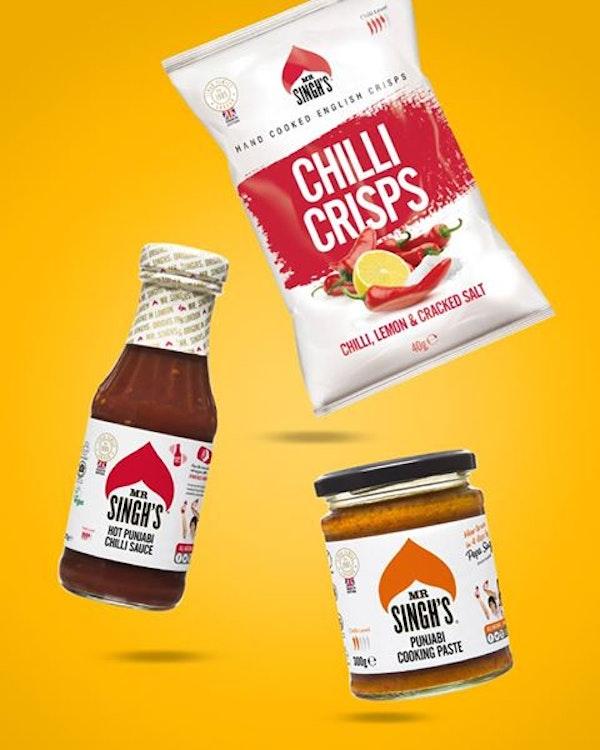 Mr singhs chilli products