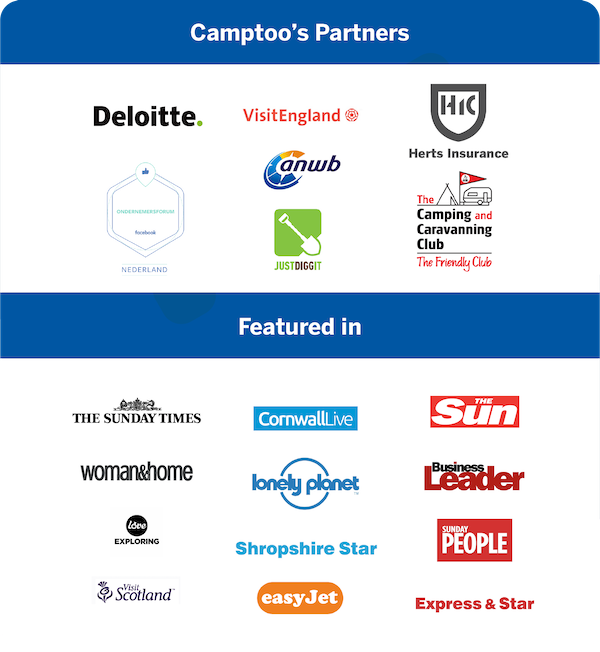Camptoo partners features  1