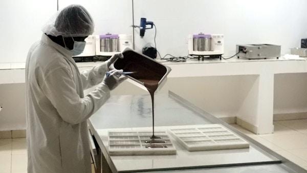 Chocolatier ghana fairafric  1