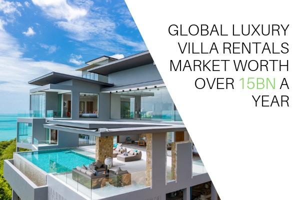 Over 400 luxury villas across asia  1