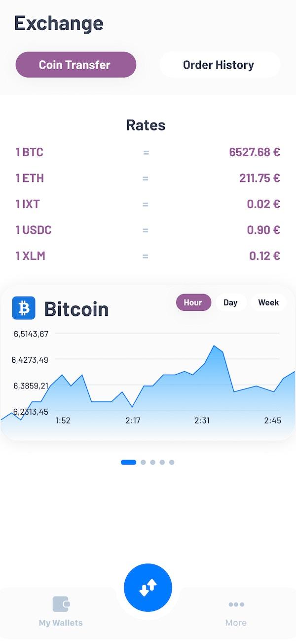 Coin transfer 3x  1