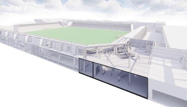 New stadium 1