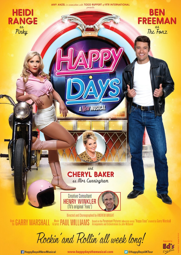 Happy days posterpng page1