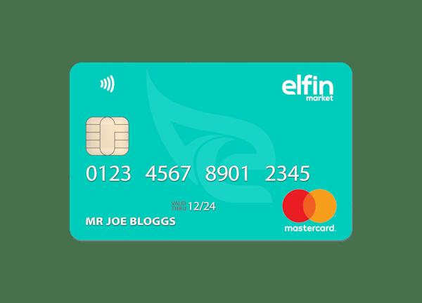 Elfin card