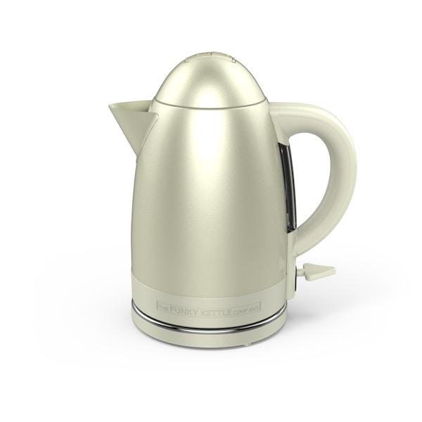 Funky kettle   cream