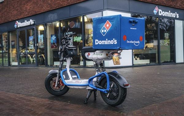 Electric dutchman dominos elektrische scooter referentie 3