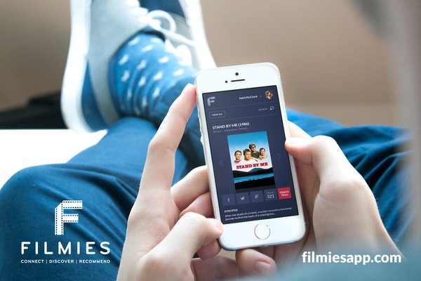 Filmies iphone mockup   film screen