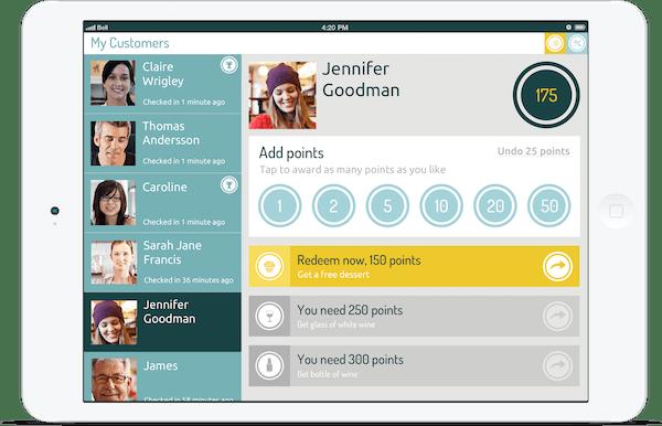 Ipad mini store app points vip