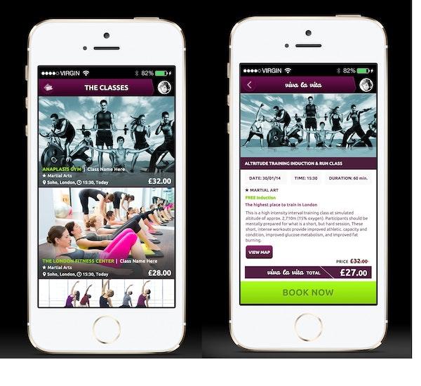 Merged app