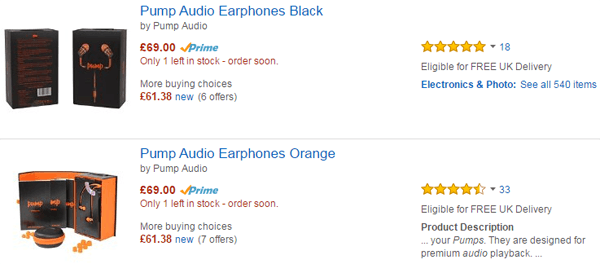 Amazon 600