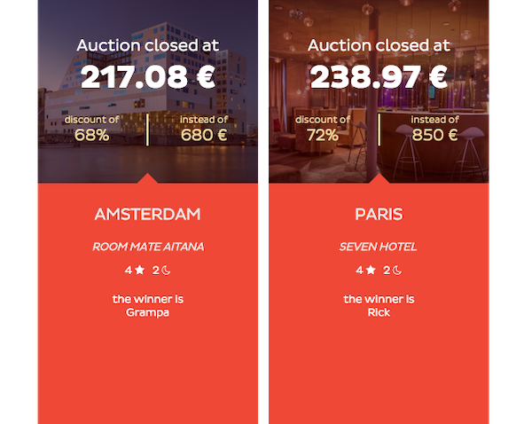 Auctions lnd and paris new