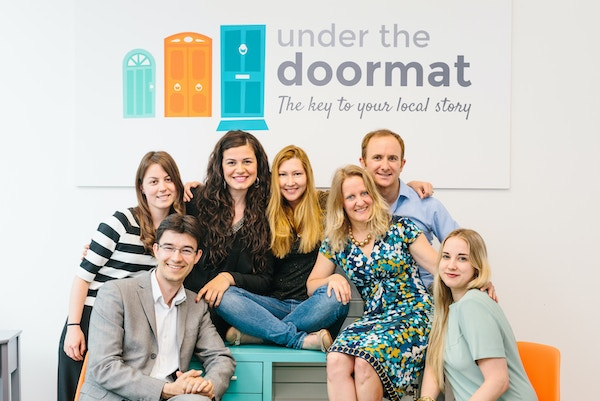 Underthedoormat team