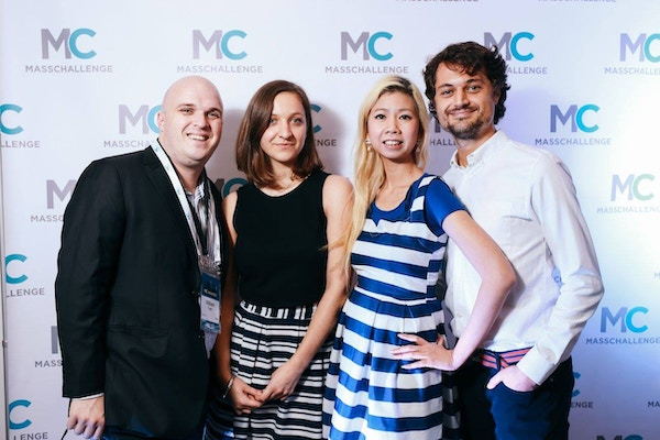 Image 6   filmdoo team at masschallenge award ceremony