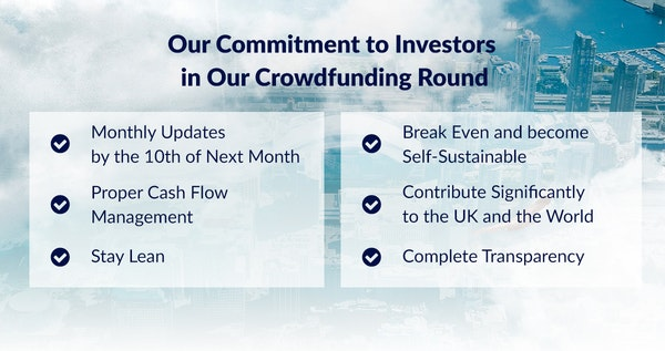 Commitment to investors