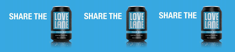 Love Lane Brewing hero image