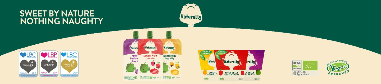Healthier Brands / Naturelly hero image