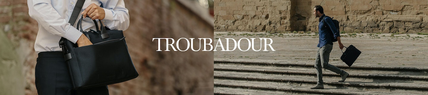 Troubadour Goods hero image