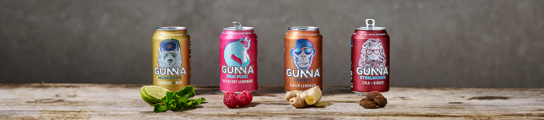 GUNNA Drinks hero image