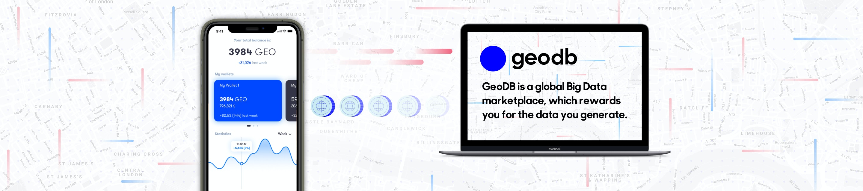 GeoDB hero image