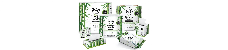 The Cheeky Panda hero image