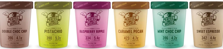 Perfect World Ice Cream hero image