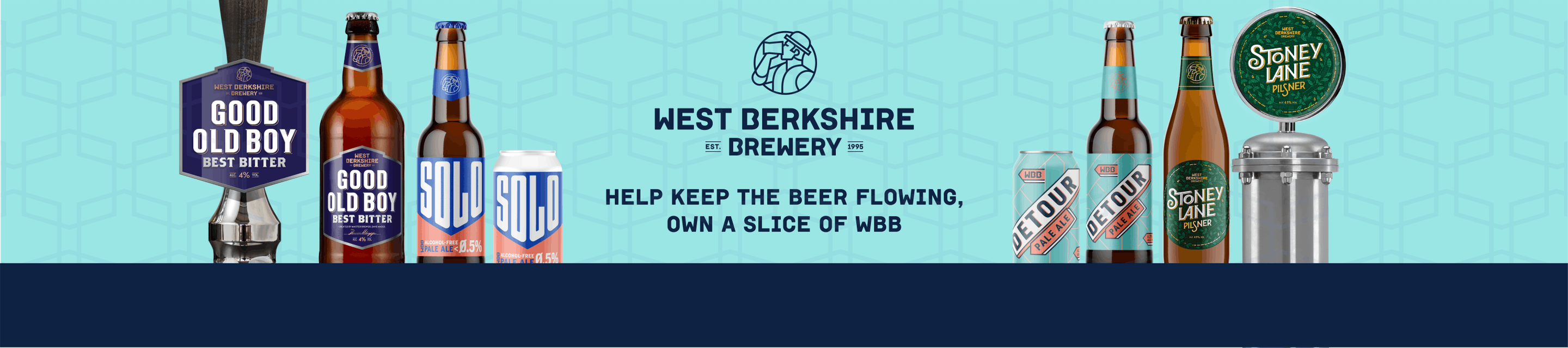 West Berkshire Brewery hero image
