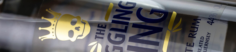 The Juggling King Rum Company hero image