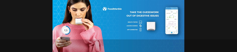 FoodMarble hero image