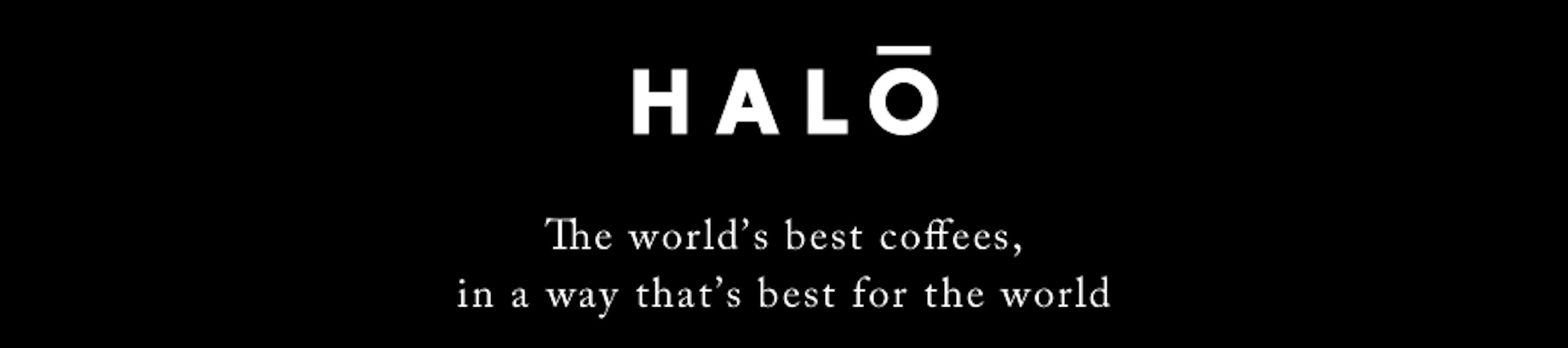 Halo Coffee hero image