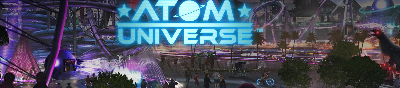 Atom Universe hero image