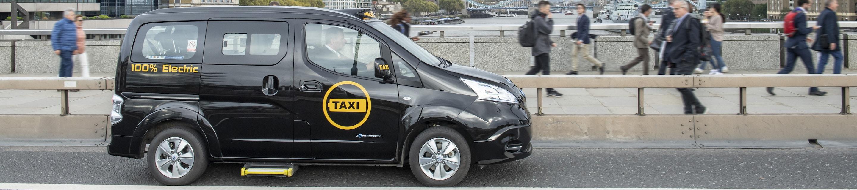 Dynamo Taxi hero image