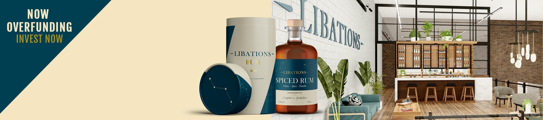 Libations Rum hero image